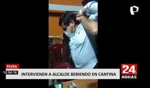 COVID-19: autoridad edil es detenido por beber en una cantina durante toque de queda