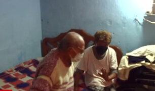 La Victoria: ancianos sufren robo en su vivienda mientras dormían
