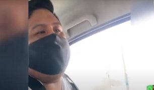 PNP capturó a sujeto que captó a menor y tenía pornografía infantil