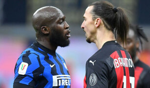 "Lukaku amenazó de muerte a Zlatan Ibrahimovic: ""eres hombre muerto"""