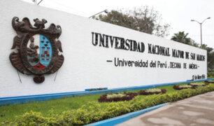 UNMSM afirma que solo se vacunó a voluntarios o al equipo de investigación