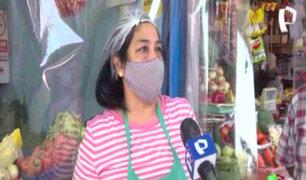 Mercados de Lima no registran desabastecimiento y podrán nuevos horarios