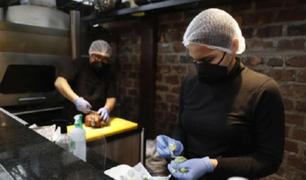 Gobierno autoriza que restaurantes brinden servicio de recojo en tienda durante la cuarentena