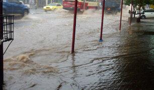Muertos, derrumbes e inundaciones deja fuerte tormenta en Paraguay