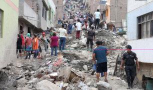 Cuarentena por segunda ola de covid-19: IGP garantiza el monitoreo de huaicos en Lima