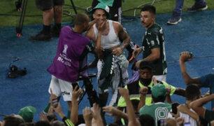 Palmeiras conquistó su segunda Copa Libertadores: venció 1-0 a Santos en el Maracaná