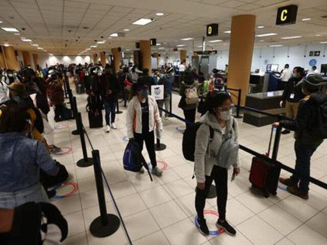 Covid-19: todas las personas que ingresen al país deberán cumplir cuarentena obligatoria de 14 días