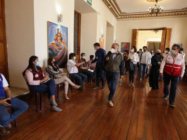 La Libertad: Ejecutivo inicia mesa de diálogo con representantes del sector agrario