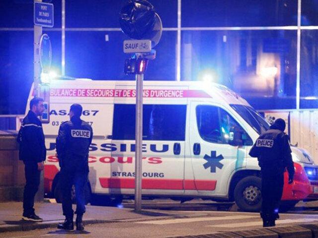 Un muerto y cuatro heridos deja feroz enfrentamiento a balazos en Francia