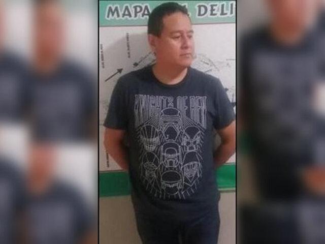 Panamericana Norte: intervienen  juez que conducía vehículo  en presunto estado de ebriedad