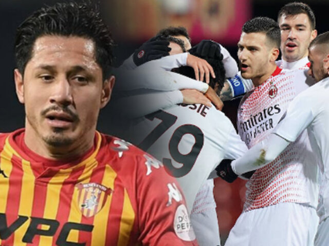 Gianluca Lapadula: Benevento cayó ante el AC Milan