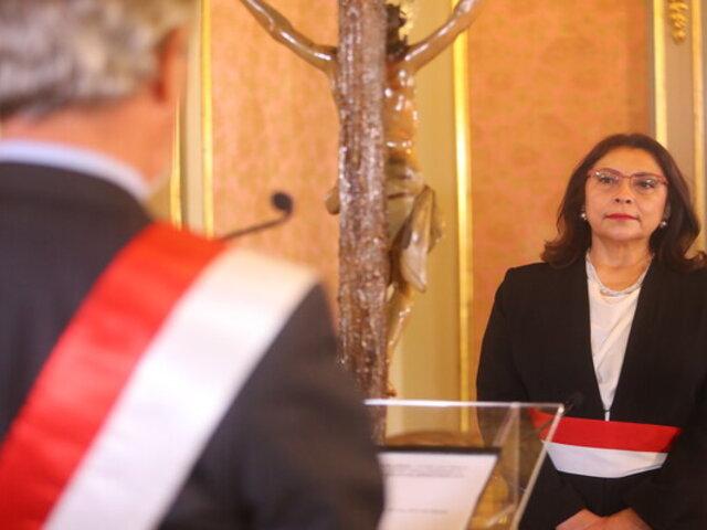 Crisis Agraria: piden desde el Congreso priorizar citación de Violeta Bermúdez y José Elice