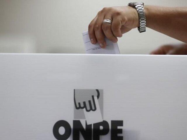 Elecciones 2021: JEE detecta a más de 200 candidatos con antecedentes civiles y penales