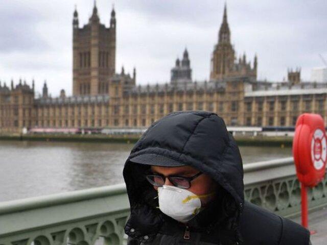 Reino Unido reportó más de 60 mil contagios en un solo día