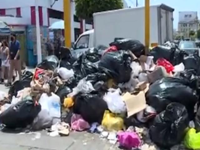 Callao: vecinos denuncian que viven entre montañas de basura