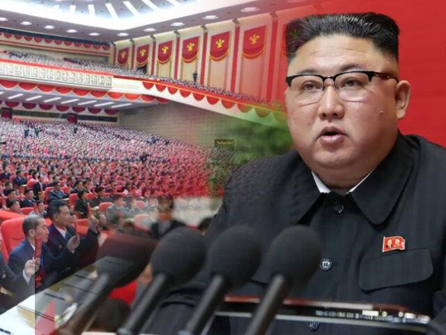 Kim Jong-un sorprende al admitir el fracaso de su plan económico