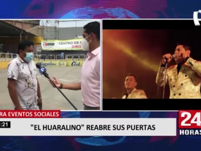 """Los Olivos: """"El Huaralino"""" reabre sus puertas al público"""