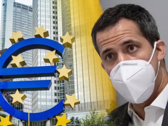 "Unión Europea deja de reconocer a Guaidó como ""presidente interino"" de Venezuela"
