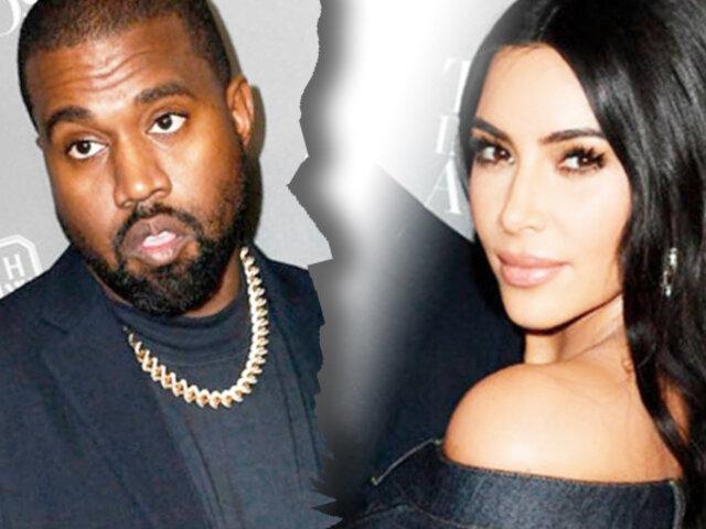 Kim Kardashian está a punto de divorciarse