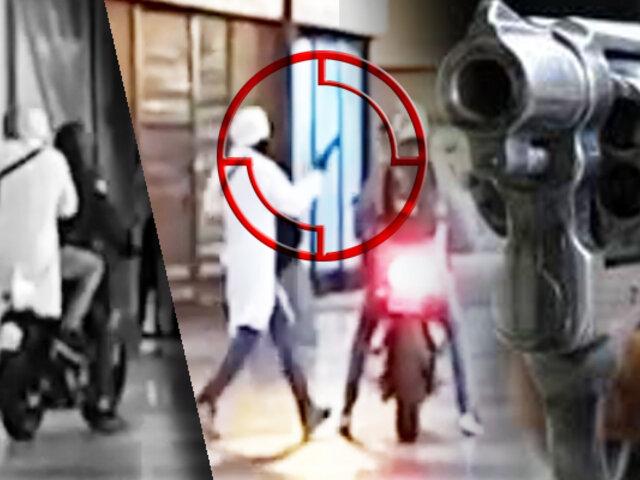 EXCLUSIVO: Así confesaron los asaltantes de joyería en Jirón de la Unión