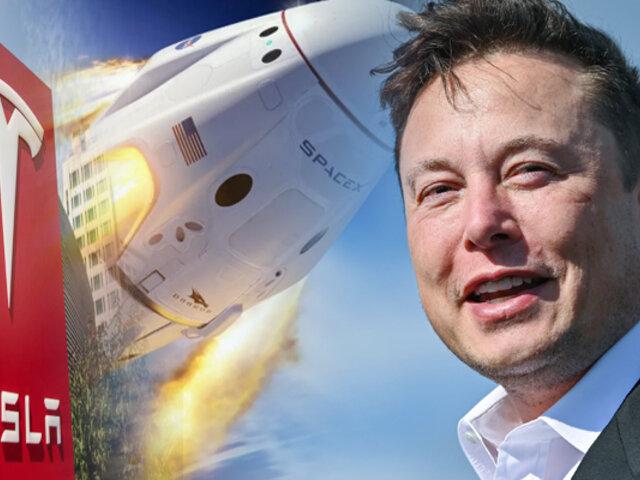 Elon Musk es la persona más rica del mundo tras superar a Jeff Bezos