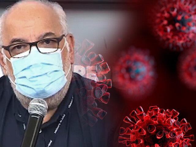 Vacunagate: Exviceministro vacunado asegura que sufre daño moral y se justifica