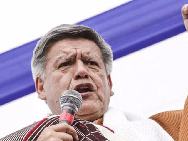 César Acuña: JNE resuelve que candidato presidencial continúe en carrera electoral