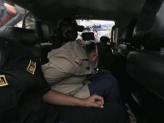 Mujer que asaltó clínica Angloamericana cumple comparecencia restringida