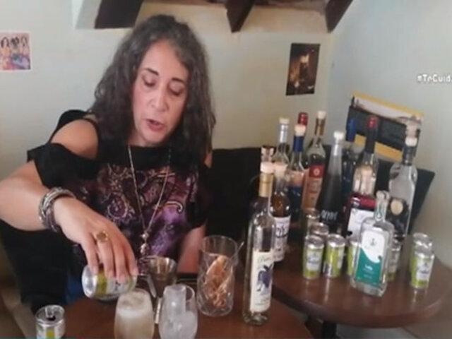 Semana del Chilcano: aprenda a preparar este delicioso trago nacional