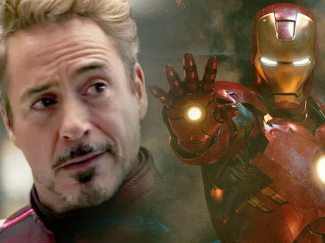 Marvel planea traer de vuelta a Tony Stark