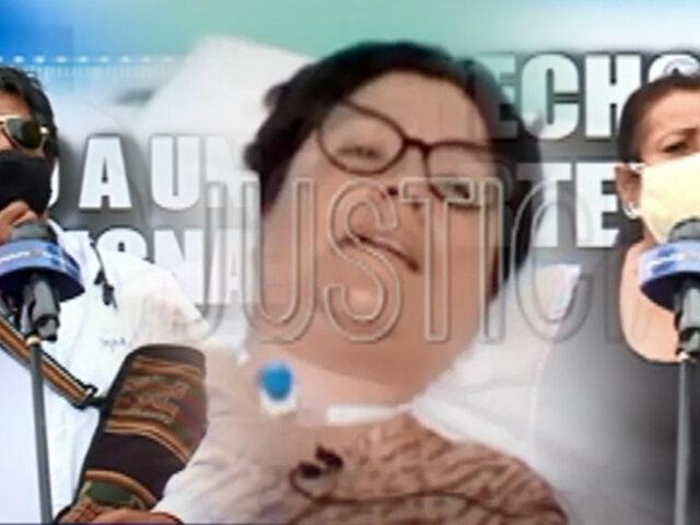 Ana Estrada: ciudadanos debaten sobre el derecho a una muerte digna