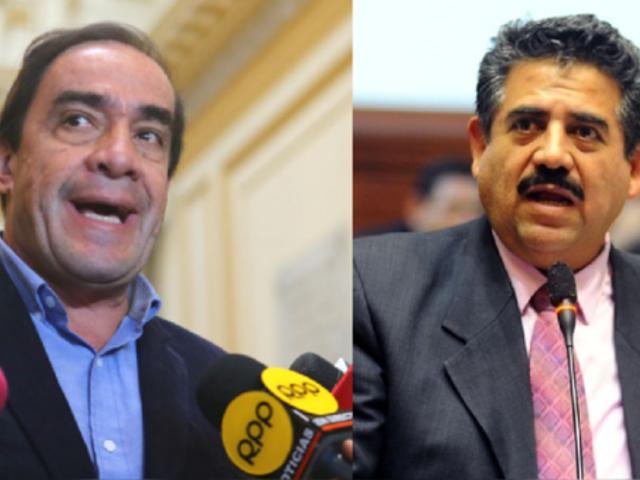 """Lescano sobre designación de Merino como vocero de AP: """"Su participación no ayuda"""""""