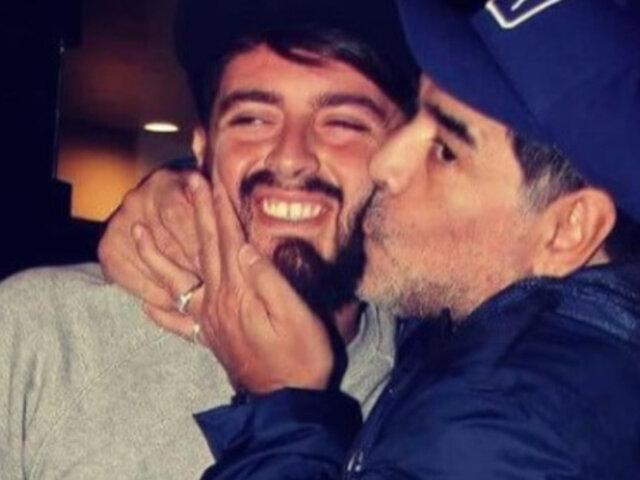 Diego Maradona: su hijo viaja a Argentina para darle el último adiós