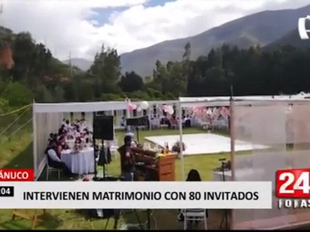 Ciudadanos incumplen medidas sanitarias y continúan haciendo fiestas COVID