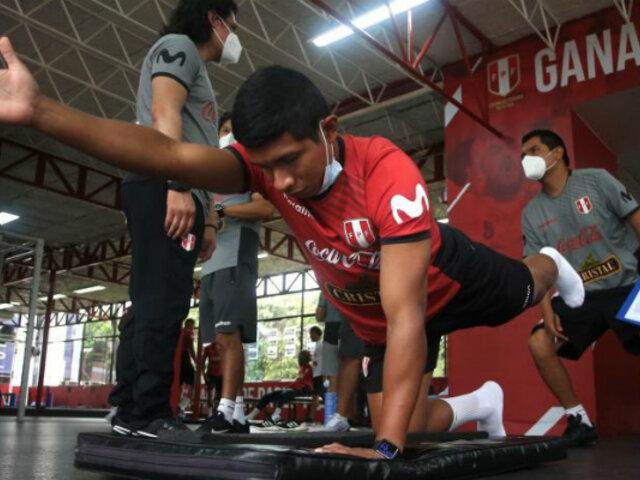 Selección Peruana: jugadores que militan en la MSL iniciaron entrenamientos en Videna