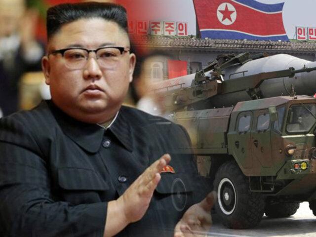 Kim Jong-Un reforzará el arsenal nuclear de Corea del Norte