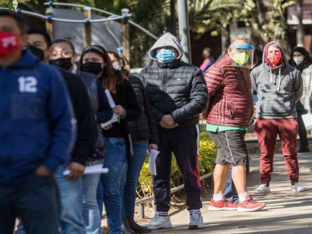 México registra 1.314 fallecidos por COVID-19 en un solo día
