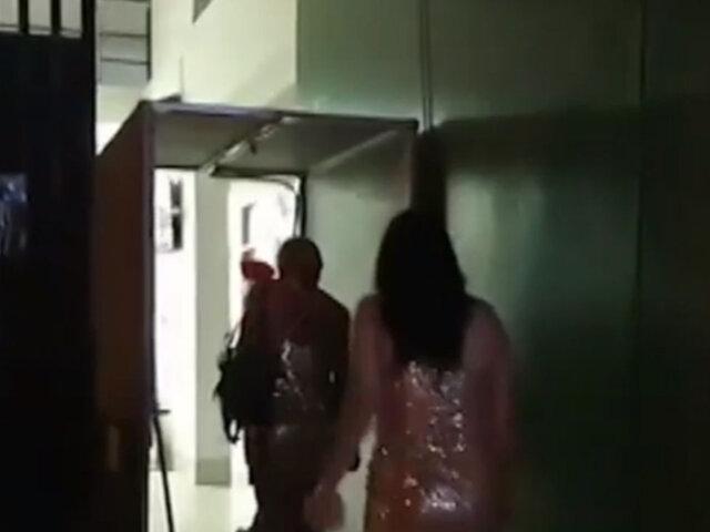 Son Tentación: intervienen a integrantes de orquesta cuando grababan videoclip en Ica
