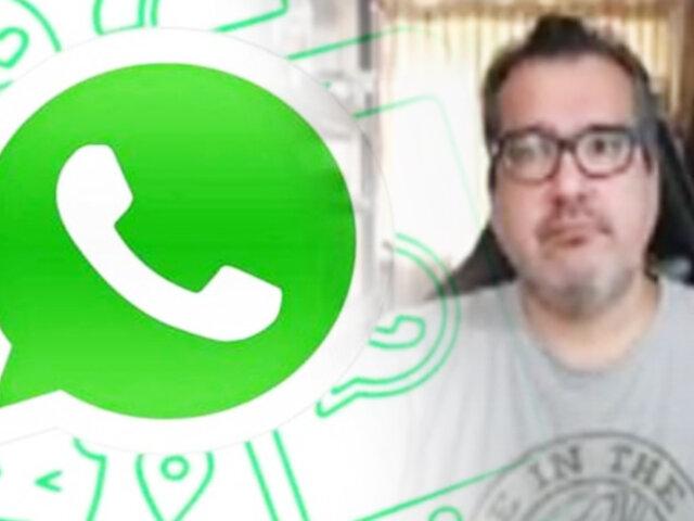 ¿Whatsapp conoce todos nuestro  secretos?