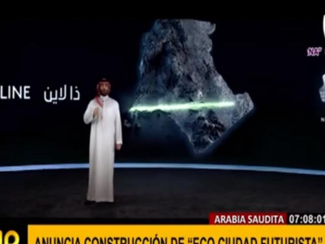 The Line: la increíble ecociudad que llevaría a Arabia Saudita hacia el futuro