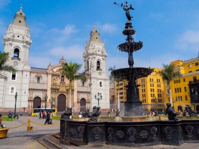 Serenata por el 486 aniversario de la fundación de Lima será virtual
