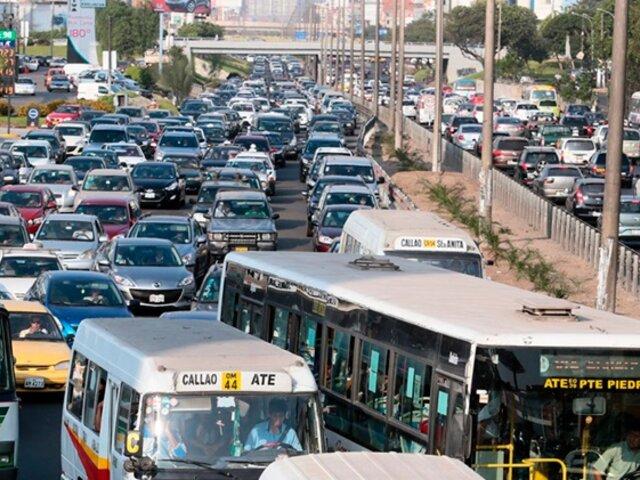Este es el nuevo horario para el transporte público que rige desde mañana