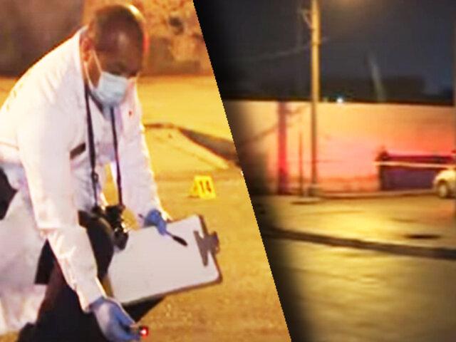Ataque a balazos en el Callao deja un futbolista muerto y tres heridos