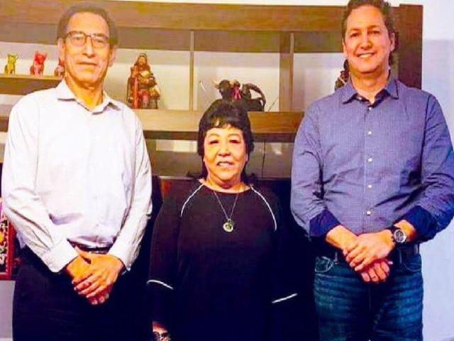 Elecciones 2021: Martín Vizcarra marca distancia con la presidenta de Somos Perú