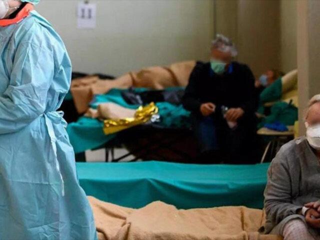 México: brote de coronavirus en asilo de ancianos deja 13 muertos y 64 infectados