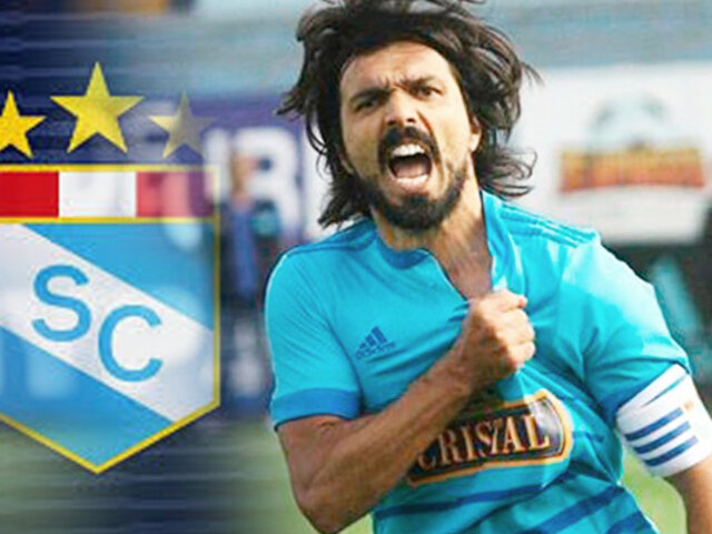 Sporting Cristal anunció oficialmente el retiro de Jorge Cazulo