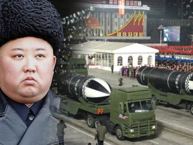 """Corea del Norte dice tener """"el arma más poderosa del mundo"""""""