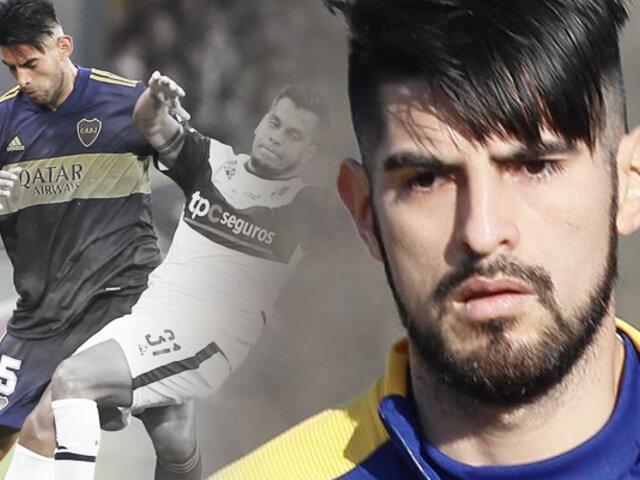 ¿Carlos Zambrano seguirá en Boca Juniors?