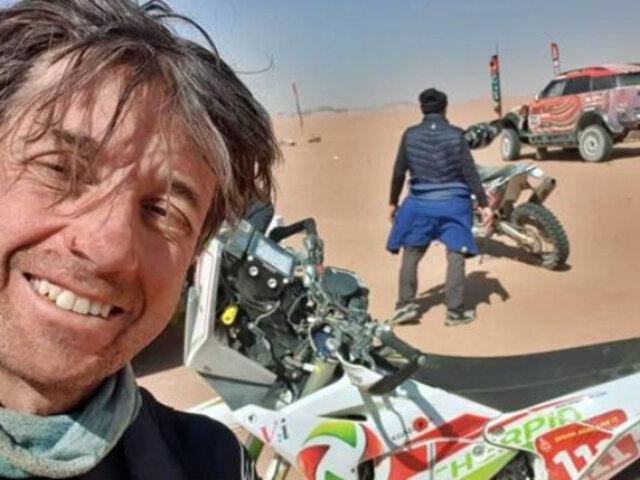 Rally Dakar 2021: muere piloto francés Pierre Cherpin tras un grave accidente