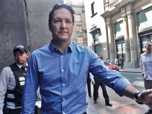 Elecciones 2021: Daniel Salaverry solicita al Mininter que se le retire seguridad policial